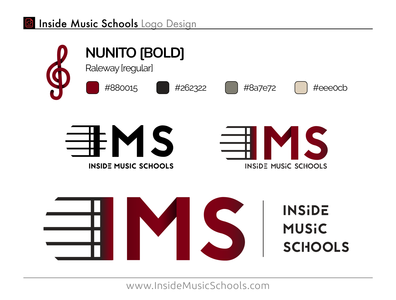 Inside Music Schools Logo