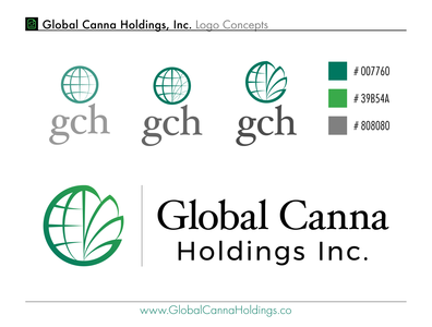 Global Canna Holdings