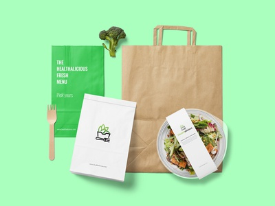 Healthalicious food box