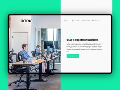Credence Website