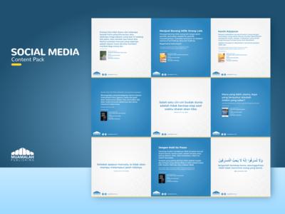 Muamalah Publishing Social Media Content Pack