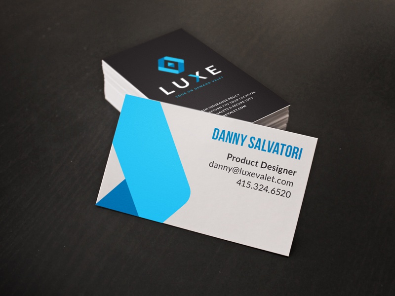 Business cards by danny salvatori dribbble colourmoves