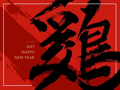 2017 Happy New Year!
