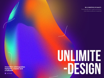 gradient ramp poster ai ps