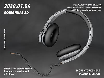 No.4 Headset
