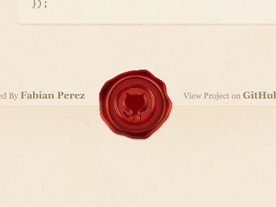 Wax Seals Are Hard, Let's Go Shopping! github wax seal dat seal octocat letter