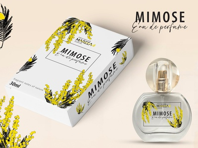Perfume packaging design