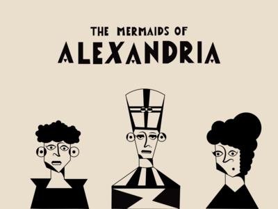 The Mermaids of Alexandria #2