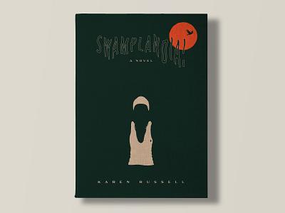 Swamplandia! alternate crow sun swamp novel cover book bathing suit swimmer alligator
