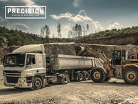 Precision Diesel & Consulting Logo Usage 2