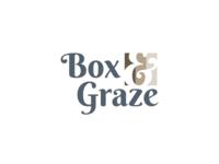 Box & Graze Logo Design Project