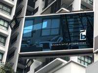 Billboard Design for Real Estate Agency