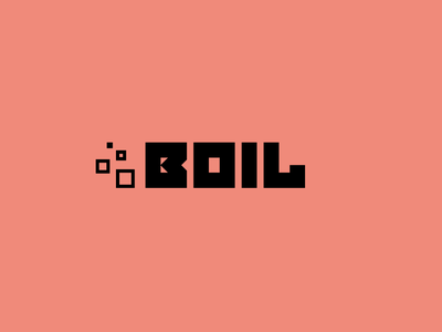 Boil Segment Logo & Icon - LA Creators youtube channel redesign logo design logo