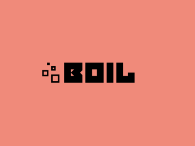 Boil Segment Logo & Icon - LA Creators