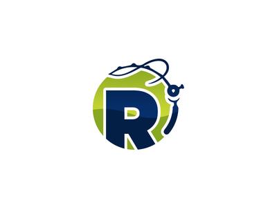 The River Pros Custom Logo Design
