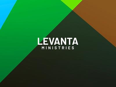 Levanta Ministries Logo Concept