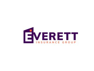 Everett Insurance Group New Logo Design