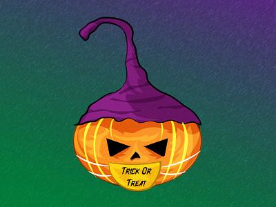 Halloween Pandemic digital art digitalart digital painting illustration vector flat vector design illustration