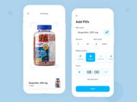TFP — Add Pills