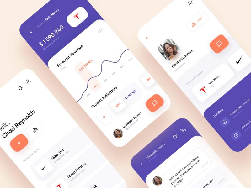 Consulting Service - App Design payment dashboad mobile design mobile app design app serif service fintech app fintech finance consulting mobile ui mobile app app design