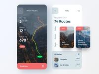 Tourism Service — Mobile App