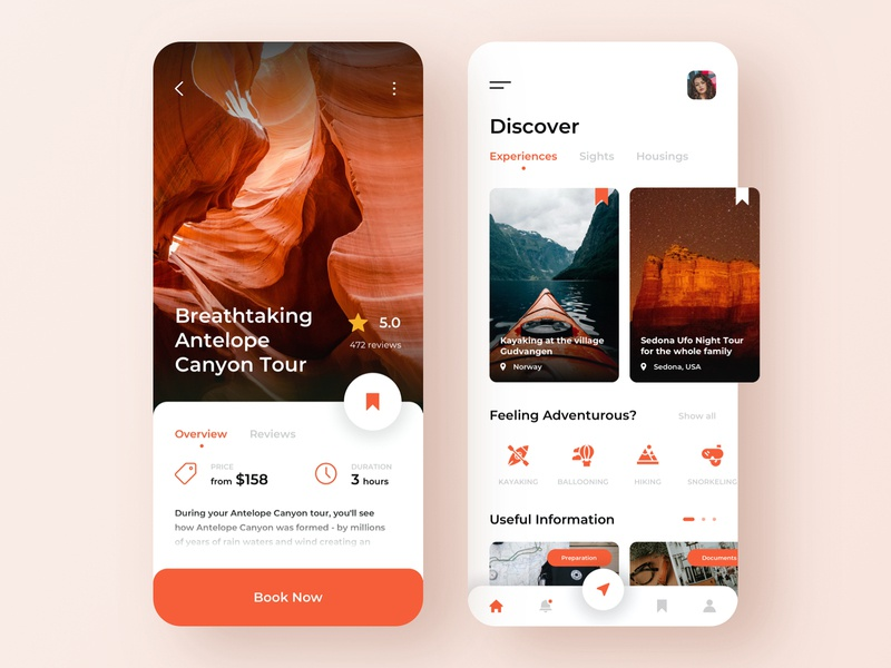 Travel service - Mobile App booking app booking trips trip travel agency travel app travelling traveling travel mobile design mobile app design app mobile ui mobile app app design