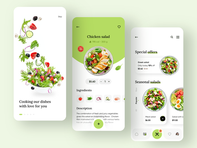 Food delivery service - Mobile App food design food delivery application food delivery service food delivery app food delivery food app mobile design mobile app design app mobile ui mobile app app design