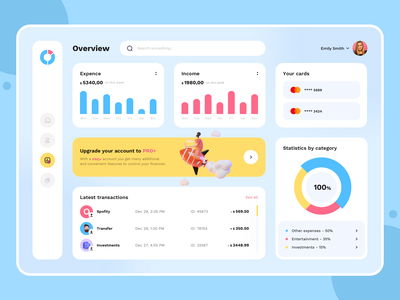 Fintech dashboard - App Design bank app finances fintech app financial app finance app financial bank banking fintech finance mobile design mobile app design app mobile ui mobile app app design