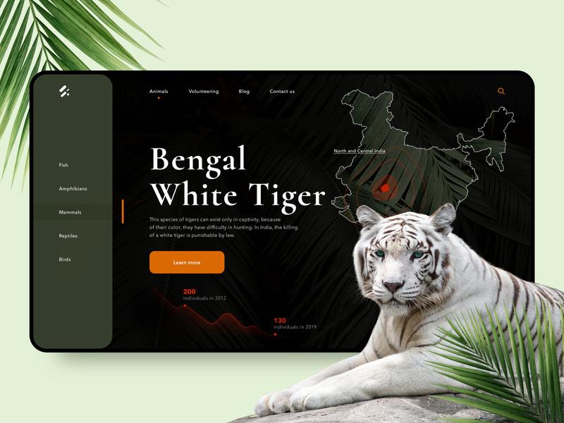 IUCN Red List - Web Design website design web design webdesign red list volunteering animals iucn web website