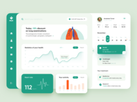 Tracking your Health - App Concept