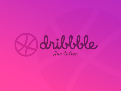dribble invitation