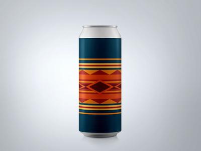"""Cryo Therapy"" Can Design : Ventura Coast Brewery"