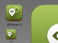 ZeeYaa iPhone, icons
