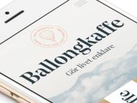 Ballongkaffe