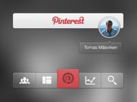 Pinterest iOS