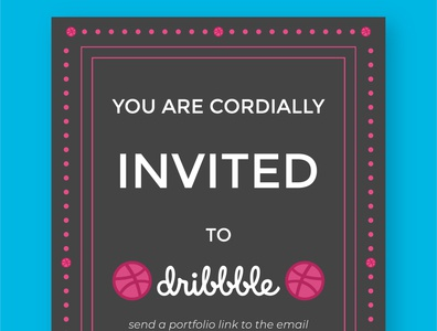 Dribbble Invites motiongraphicsdesigners uxdesigners illustrators graphicdesigners giveaway dribbble invite giveaway dribbble invites dribbble invite dribbble invitation dribbbleinvitation dribbbleinvites dribbbleinvite