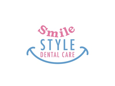 Smile STYLE Logo icon minimal typography vector adobe illustrator dentist logo dentist dental care branding designer branding design branding brand designer brand design brand logo designer logo design logos logo design graphic design