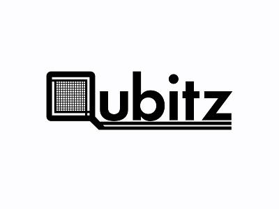 Quibitz Logo icon minimal typography vector adobe illustrator computing branding designer branding design branding brand designer brand design brand logo designer logo design logos logo designer design graphic design