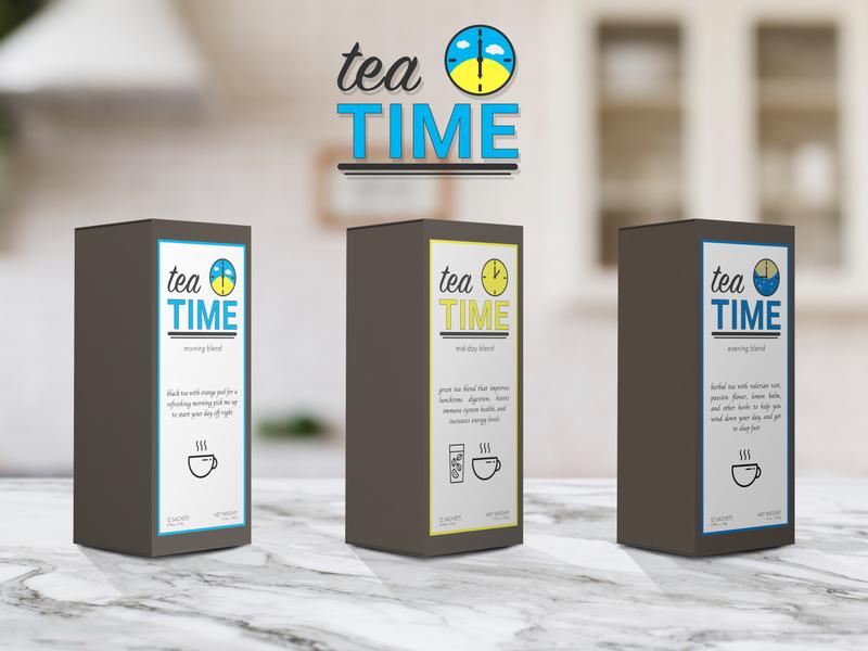 tea TIME - labels and packaging mockup vector typography packaging package mockup package design minimal logodesign logo icon branding design branding brand designer adobe photoshop adobe illustrator