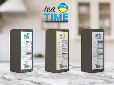 tea TIME back labels adobe photoshop package mockup package design packaging vector typography minimal logodesign logo icon branding design branding brand designer adobe illustrator