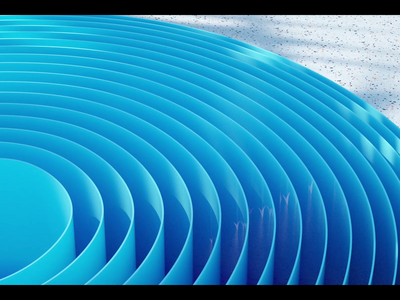 Waves software ae animation render design c4d 3d