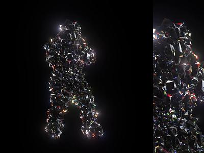 PRISM BOY cgi ae motion dance design 3d crislabno