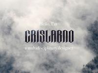 CRISLABNO // new personal branding