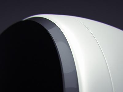 Speaker // Closeup // MODO modelling render modo crislabno