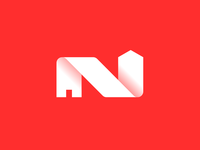 Rejected logo serie: N