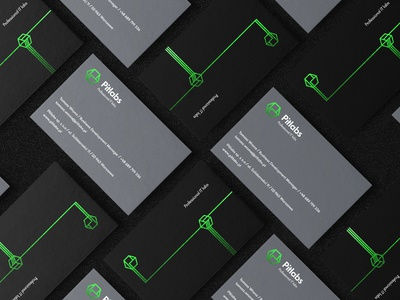 Pitlabs // business cards