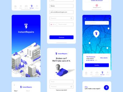 InstantRepairs App