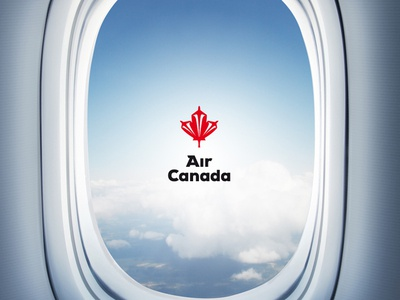 Air Canada logo proposal