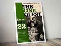 Soulclap Poster for The Cool Quest