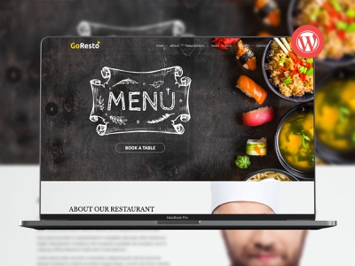 GoResto - Restaurant Food Delivery WordPress Theme table bookings table bookings table booking restaurant shop restaurant delivery pizza delivery theme pizza delivery order pizza order food food delivery theme food delivery eat at home delivery theme